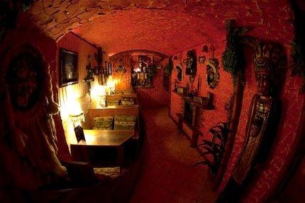 Zöld Teknős Barlangja - Teaház