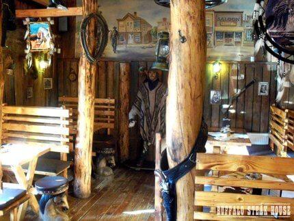 Buffalo - Egy különleges vadnyugati étterem