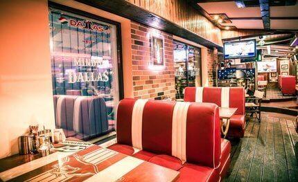 Dallas - Az igazi amerikai étterem