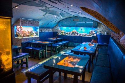 Dzsungel - A legkalandosabb tematikus étterem