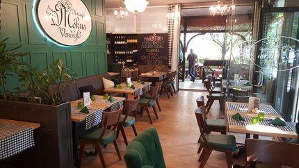 Harapó Mókus - egy különleges nevű étterem