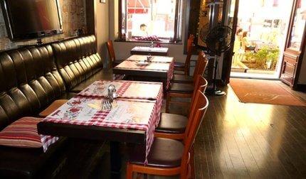Paprika Jancsi - A legromantikusabb étterem