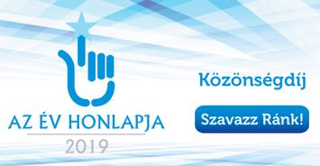 Első Találkozás a 2019-es év honlapja versenyen