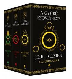 A Gyűrűk Ura I-III. (J. R. R. Tolkien)