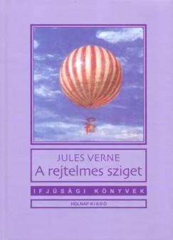 A rejtelmes sziget (Jules Verne)