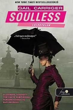Soulless - Lélektelen (Gail Carriger)