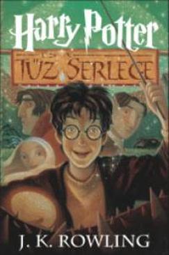 Harry Potter és a Tűz Serlege (J. K. Rowling)