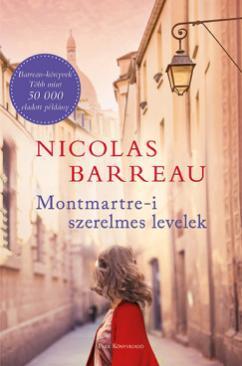 Montmartre-i szerelmes levelek (Nicolas Barreau)