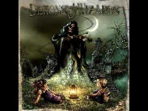 Demons and Wizards - Fiddler on the Green