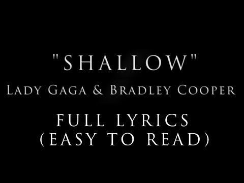 Lady Gaga - Shallow